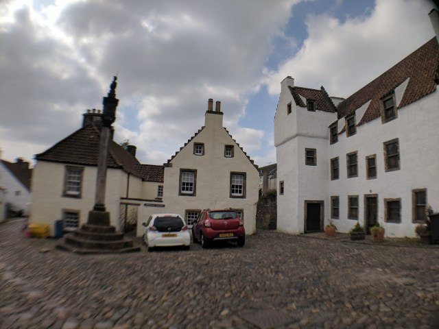 Culross, Scotland, Fife
