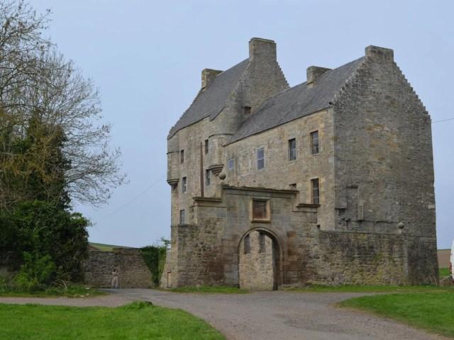 Lallybroch, Scotland, Edinburgh, Midhope Castle
