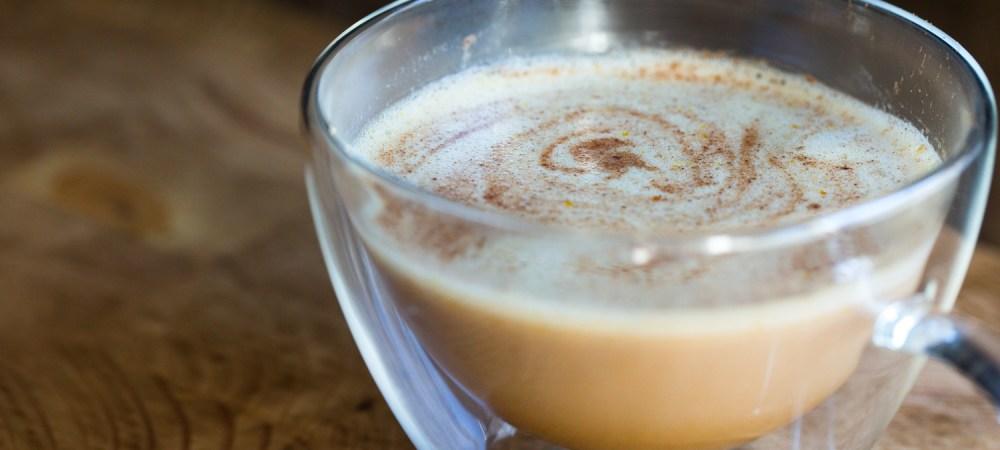 Paleo Pumpkin Spice Latte/Steamer