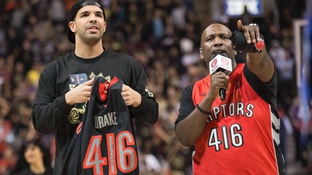Drake was hired as a global ambassador for the Raptors and was a key proponent to helping Toronto land the 2016 NBA All-Star Game.
