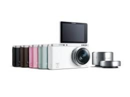Samsung Selfie NX Mini Camera