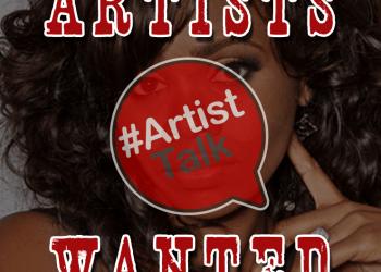 Calling all artists, #ArtistTalk is back!