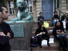 princeton sit-in
