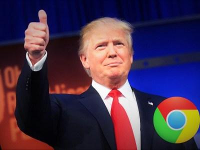 Donald Chrome