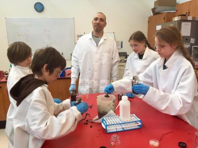citizen science lab