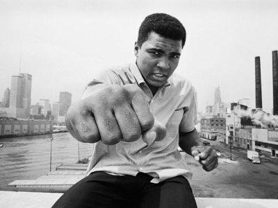 The Champ- Muhammad Ali