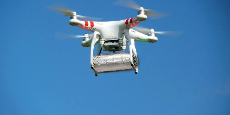 chipotle drones