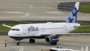 What a mix-up with Jet Blue airlines