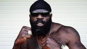 Kimbo Slice, (42) the mixed martial arts fighter, born Kevin Ferguson, died on June 6, 2016 of heart failure.
