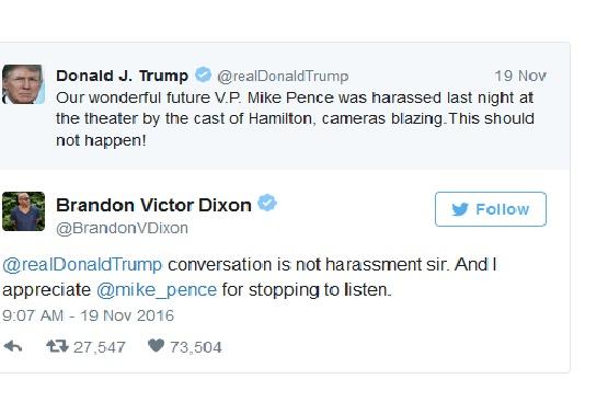 trump-dixon tweets