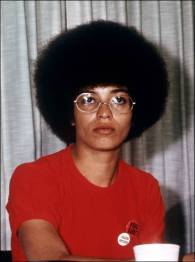 Political activist, Angela Davis has been openly gay since the late 90's.