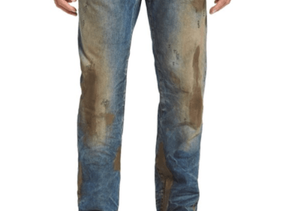 Nordstrom muddy jeans