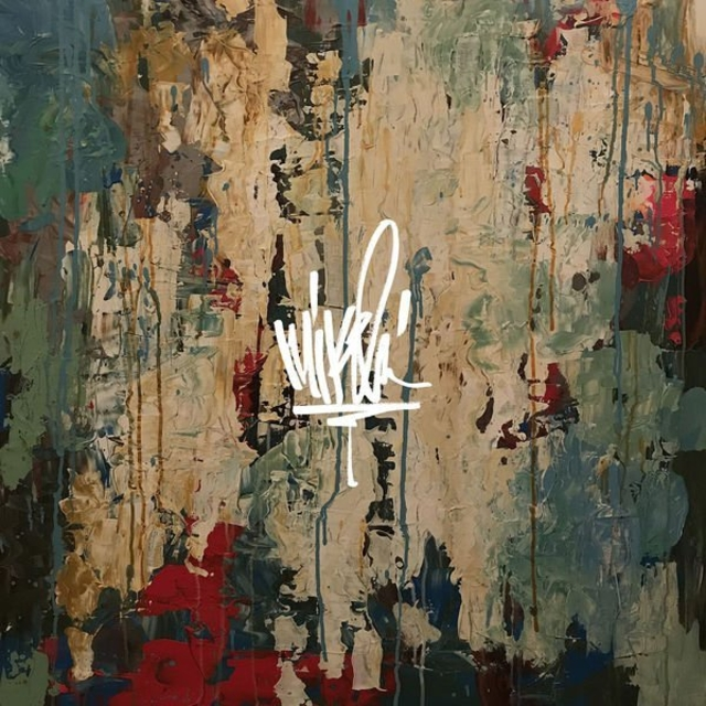 'Post Traumatic' Cover Art