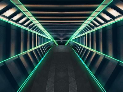 Nerd Cave Hallway