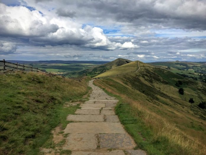 National Trust Peak District Mam Tor
