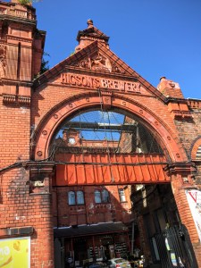 Cains brewery Liverpool