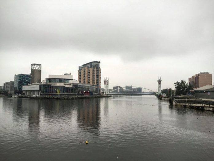 Salford Quays, MediCityUK,   The Urban Wanderer   Sarah Irving   Manchester