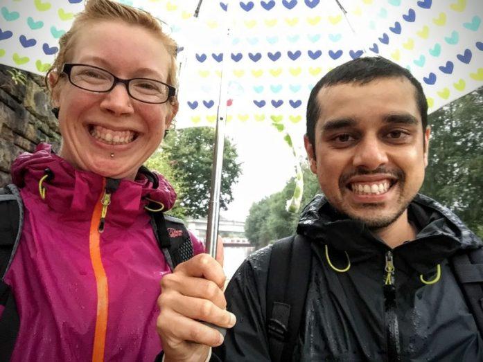 Sarah Irving and Jit Gosai   The Urban Wanderer   JitGo   Manchester