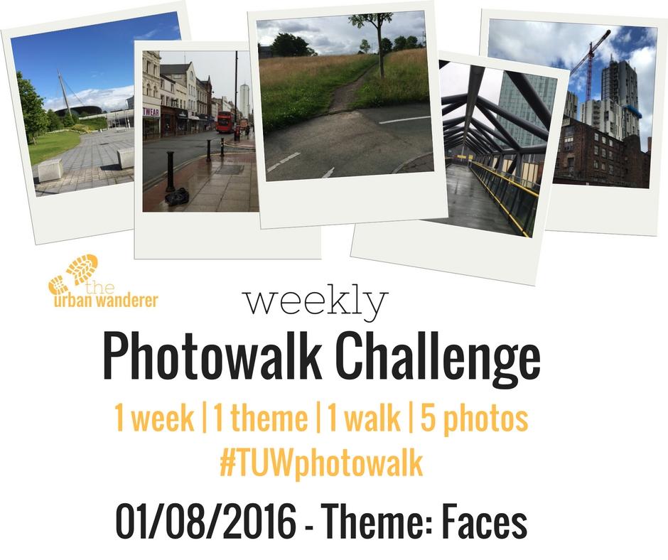 The Urban Wanderer Photowalk Challenge