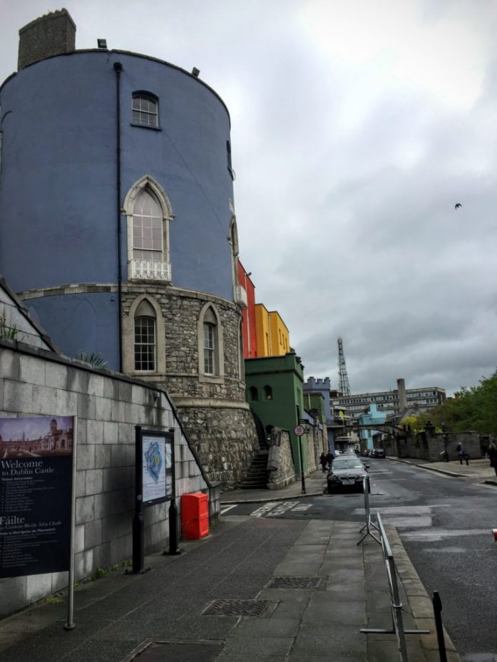 Dublin by Foot - A free walking tour with Dublin Discovery Trails   Dublin Castle   The Urban Wanderer   Sarah Irving