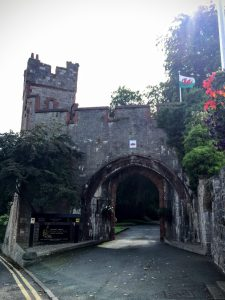 Ruthin Castle, Ruthin, North Wales | Sarah Irving | The Urban Wanderer