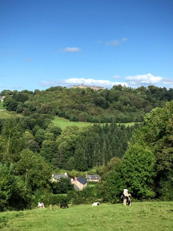 Offa's Dyke Path and Chirk Castle Countryside, North Wales | The Urban Wanderer | Sarah Irving