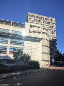 MMU Business School, Aytoun Street, Manchester | The Urban Wanderer | Sarah Irving