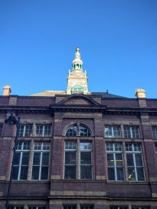 Sheena Simon Building, Manchester College, Aytoun Street, Manchester   The Urban Wanderer   Sarah Irving