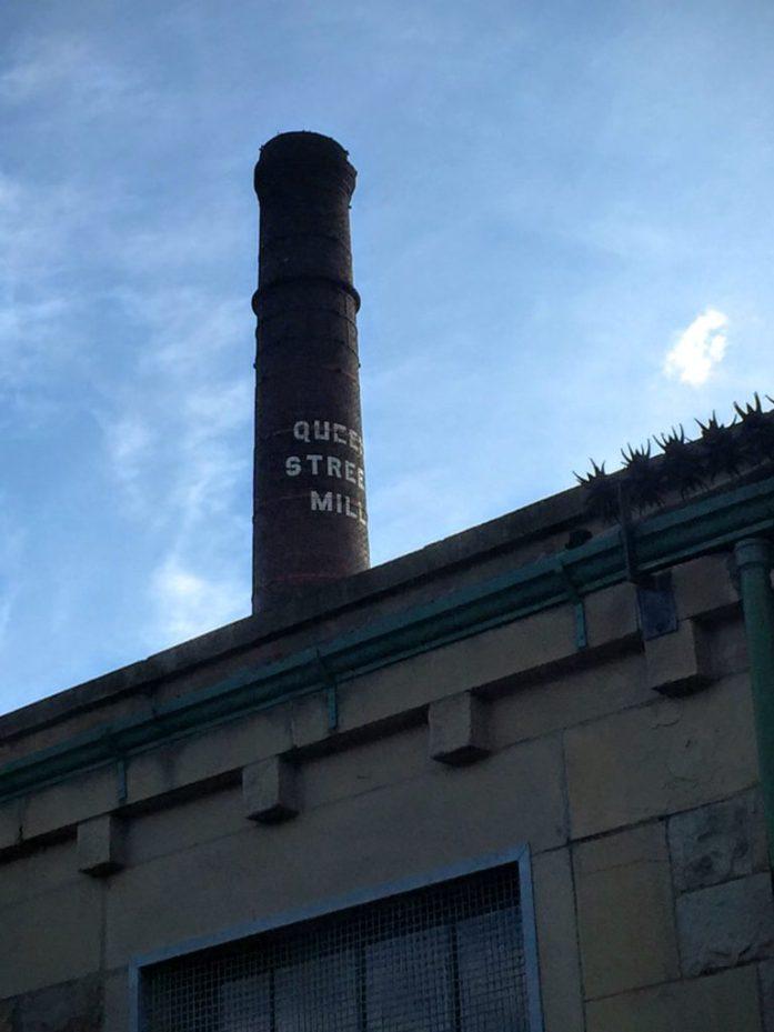 The Chimney, Queen Street Mill, Burnley | The Urban Wanderer | Sarah Irving