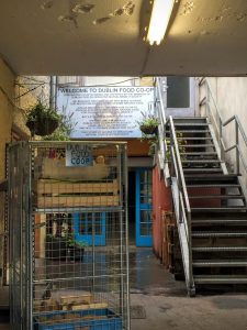 Dublin by Foot - A free walking tour with Dublin Discovery Trails | Dublin Food Coop | The Urban Wanderer | Sarah Irving