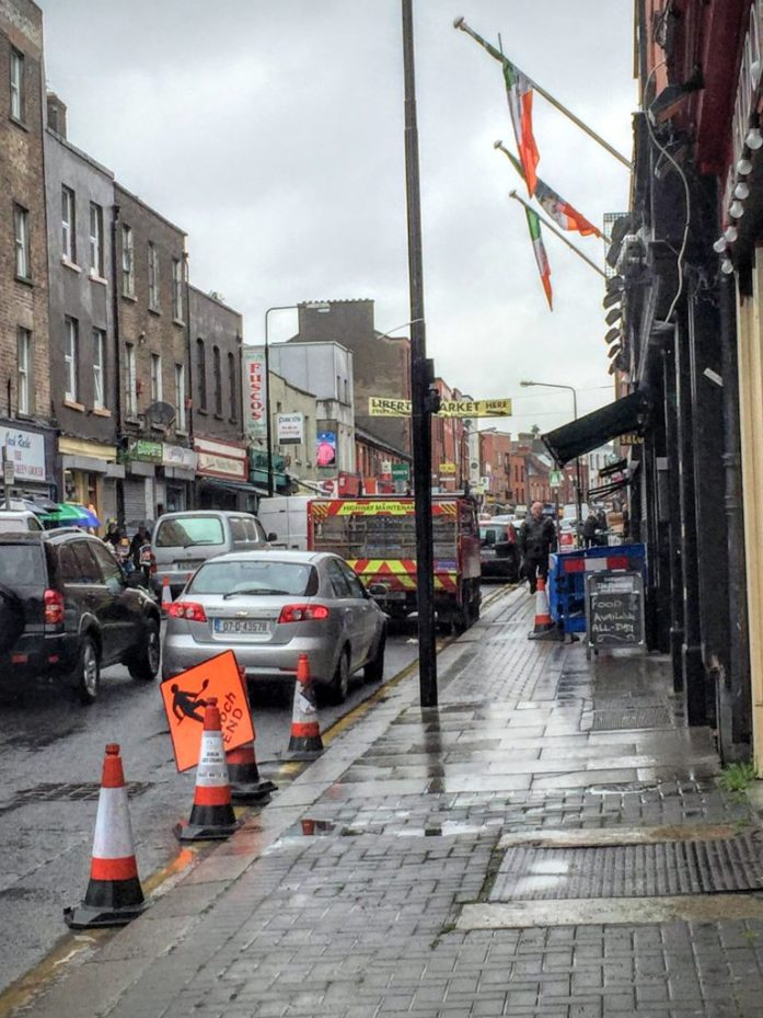 Dublin by Foot - A free walking tour with Dublin Discovery Trails   The Liberties   The Urban Wanderer   Sarah Irving