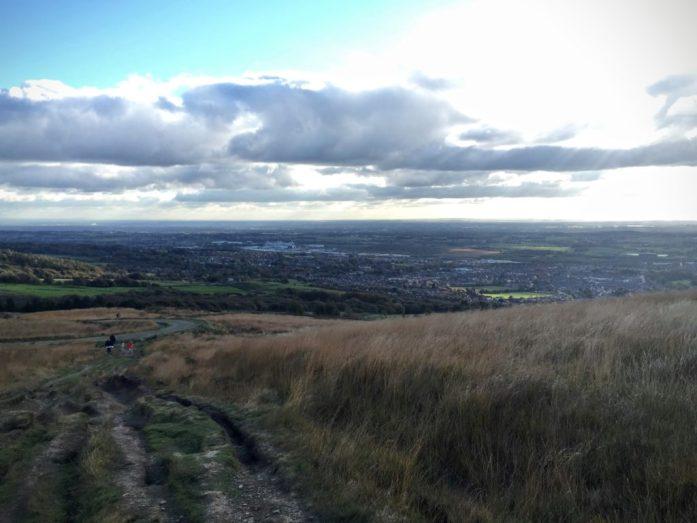Winter Hill and Rivington Pike - an Autumn wander | Bolton, Lancashire | Under 1 hour from Manchester | The Urban Wanderer | Sarah Irving