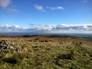 Winter Hill and Rivington Pike - an Autumn wander | Bolton, Lancashire | Under 1 hour from Manchester | The Urban Wanderer | Sarah Irving
