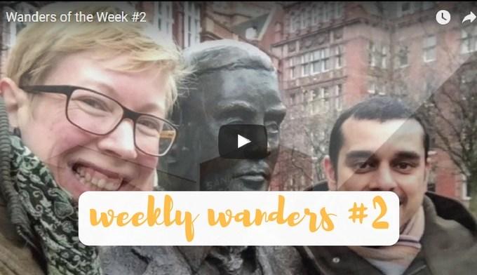 Wanders of the Week #2
