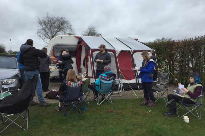 Sneak Preview of the Outdoor Bloggers Weekend with Varta