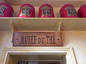 Tea Museum   Musee du The   Mariages Freres   Alternative Paris   The Urban Wanderer   Sarah Irving   France   Travel Blogger   Outdoor Blogger   Manchester Blogger