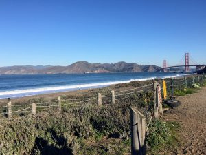 Hiking to the Golden Gate Bridge | San Francisco | California | Hiking Trails USA | The Urban Wanderer | Sarah Irving | USA Travel | Outdoor Blogger | Travel Blogger | Manchester Blogger