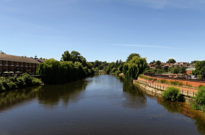 A day in Shrewsbury – winding streets and surprises