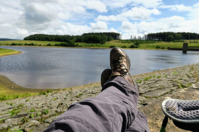 A day out to the Forest of Bowland by train and bus