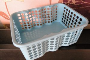 October Buys | Clas Ohlson storage basket