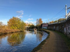 Walk to the Trafford Centre from Castlefield | Bridgewater Canal Walks | The Urban Wanderer | Sarah Irving | Europe | Outdoor Blogger | Travel Blogger | Manchester Blogger