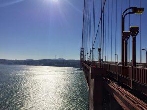 Walking over the Golden Gate Bridge | San Francisco | California | Hiking Trails USA | The Urban Wanderer | Sarah Irving | USA Travel | Outdoor Blogger | Travel Blogger | Manchester Blogger