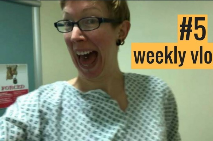 Weekly Vlog 5 | X-ray, transporting cats & London