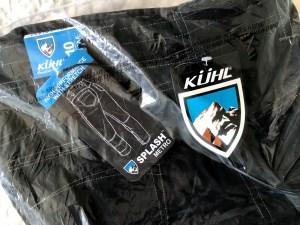 Currently loving Kuhl Metro Splash Travel Trousers
