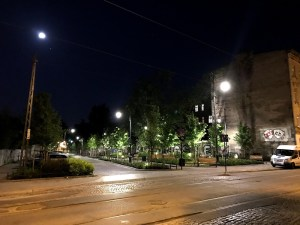 First Impressions of Łódź | Lodz Poland | The Urban Wanderer | Sarah Irving | UK | Outdoor Blogger | Travel Blogger | Manchester Blogger