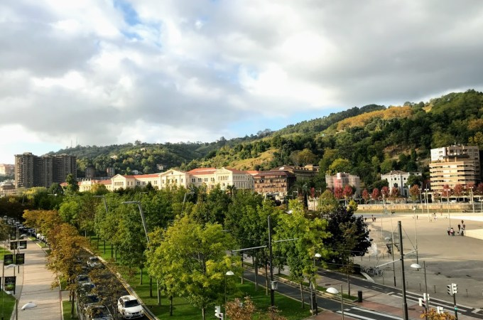 First impressions of Bilbao