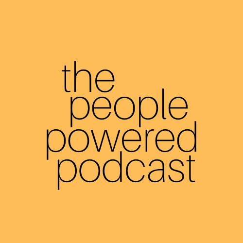 The People Powered Podcast Logo