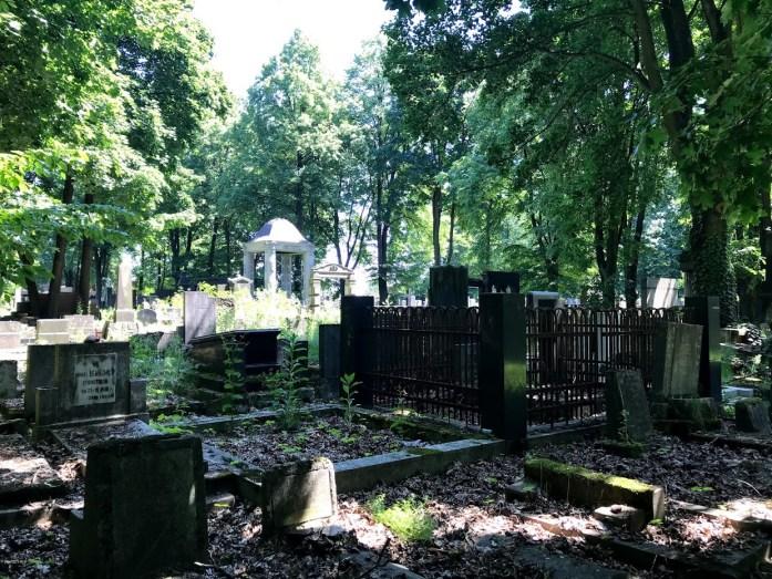 Łódź Jewish Cemetery 10