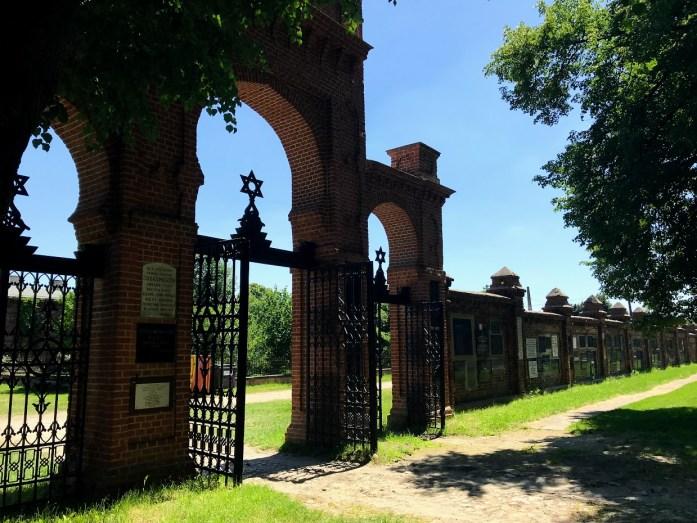 Łódź Jewish Cemetery