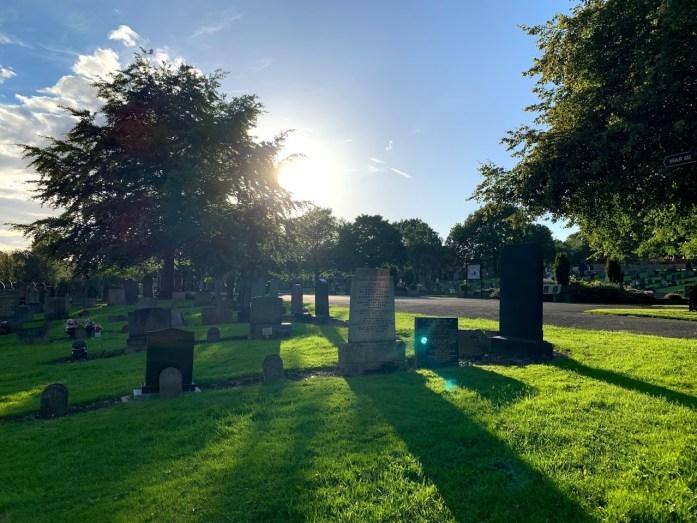 Philips Park Cemetery